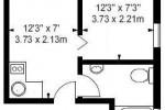 floorplan C1 85 Hammersmith Road